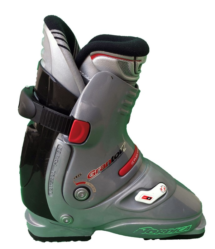 chaussures de ski entree arriere nordica grand tour 45