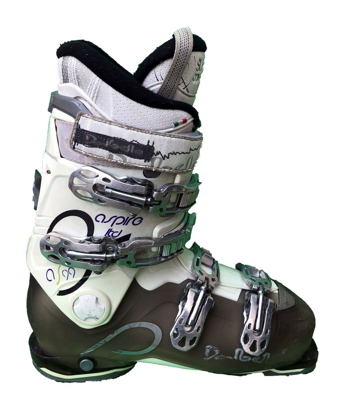chaussures de ski femme occasions dalbello aspire 99ltd