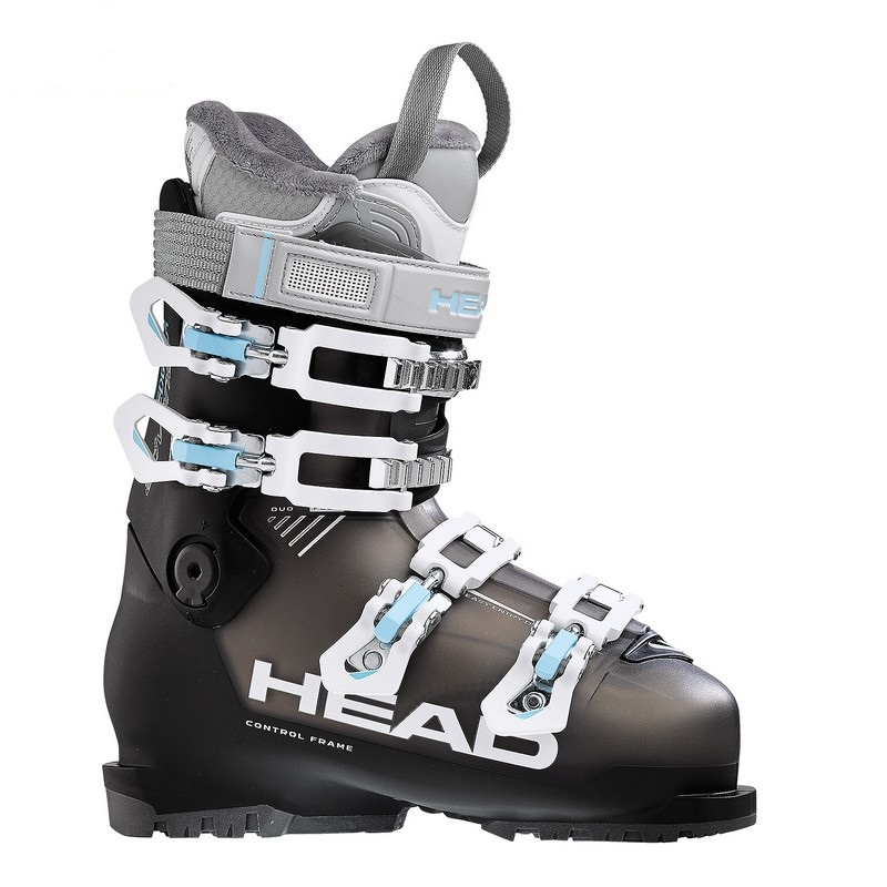 Chaussures de ski femme head advant edge 75 ht w 2019 anthracite Black