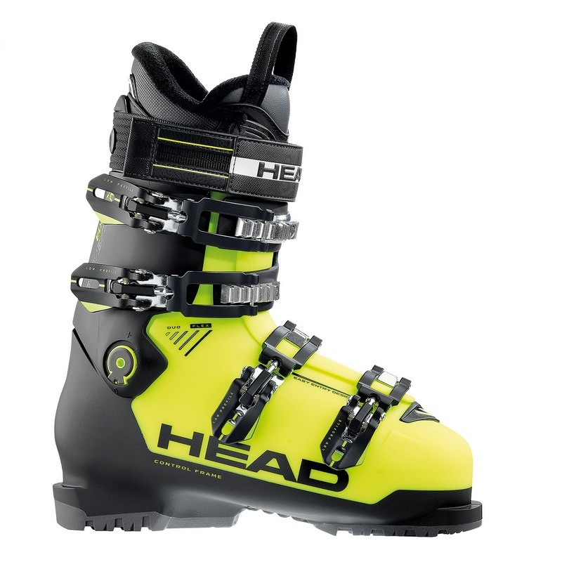 chaussures de ski homme neuves Head Advant Edge 85 ht Yellow 2019