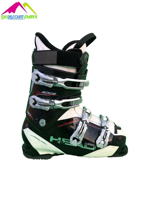 chaussures de ski head occasions next edge 8 white red black