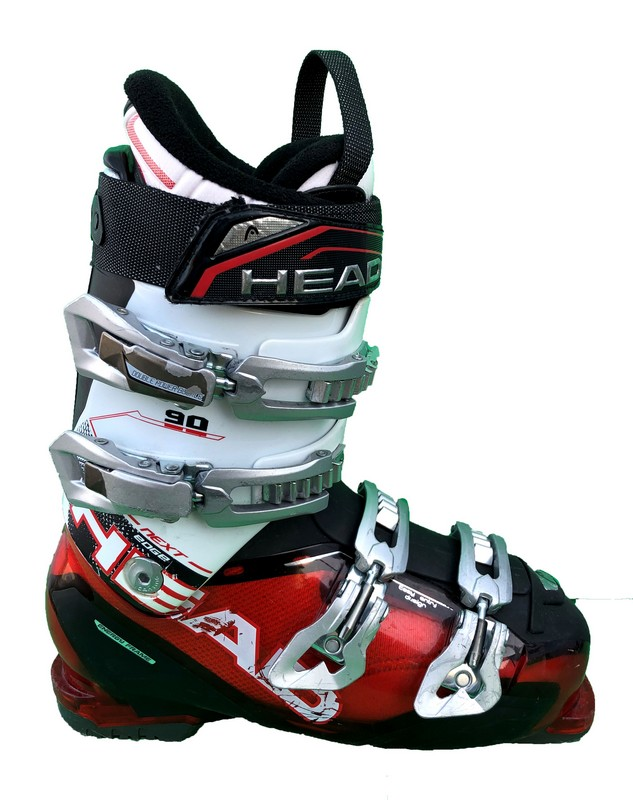 chaussures de ski occasion head next edge 90 red