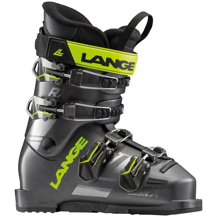 chaussures junior neuves pas cheres lange rxj anthracite lime 2019