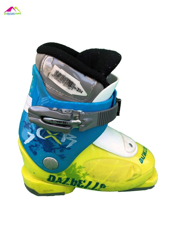 chaussures de ski junior occasion dalbello cxr1