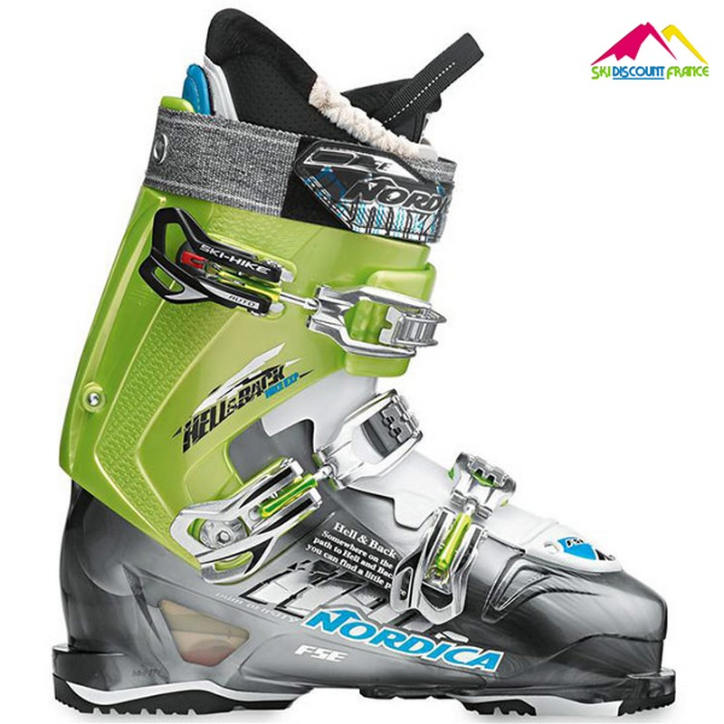 chaussures de ski nordica hell and back