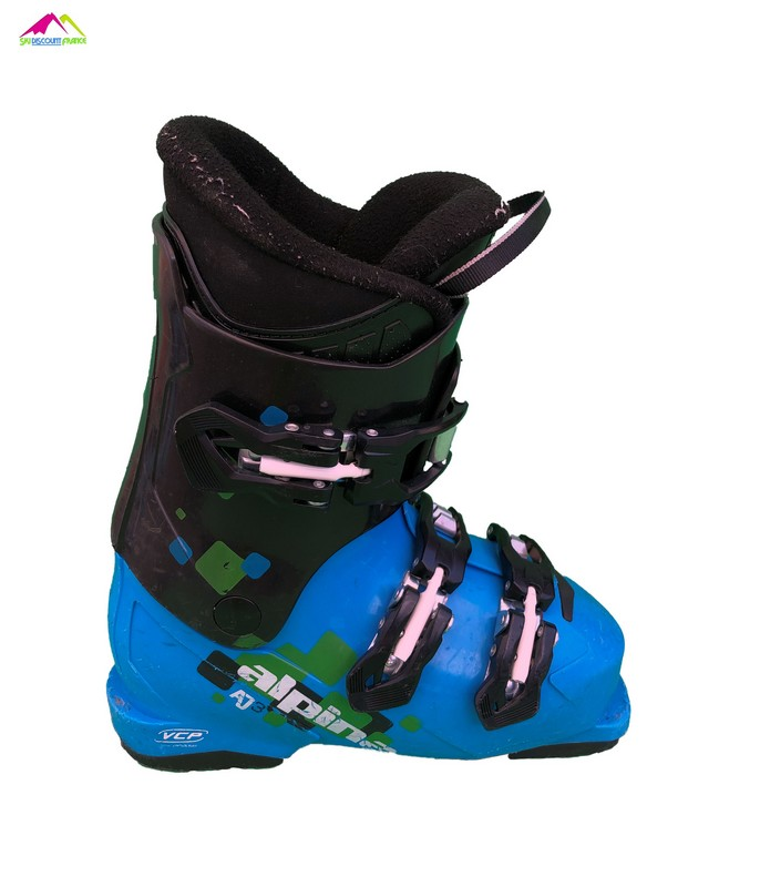 chaussures de ski occasion junior alpina aj3