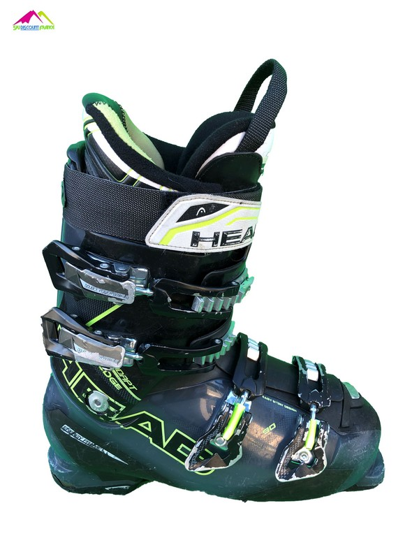 chaussures de ski homme occasion head advant edge 90 grises