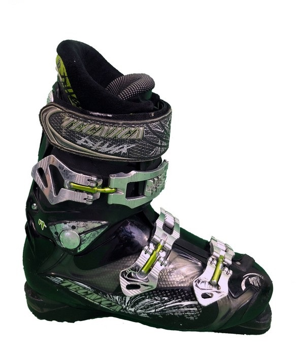chaussures de ski homme occasion tecnica rt black green