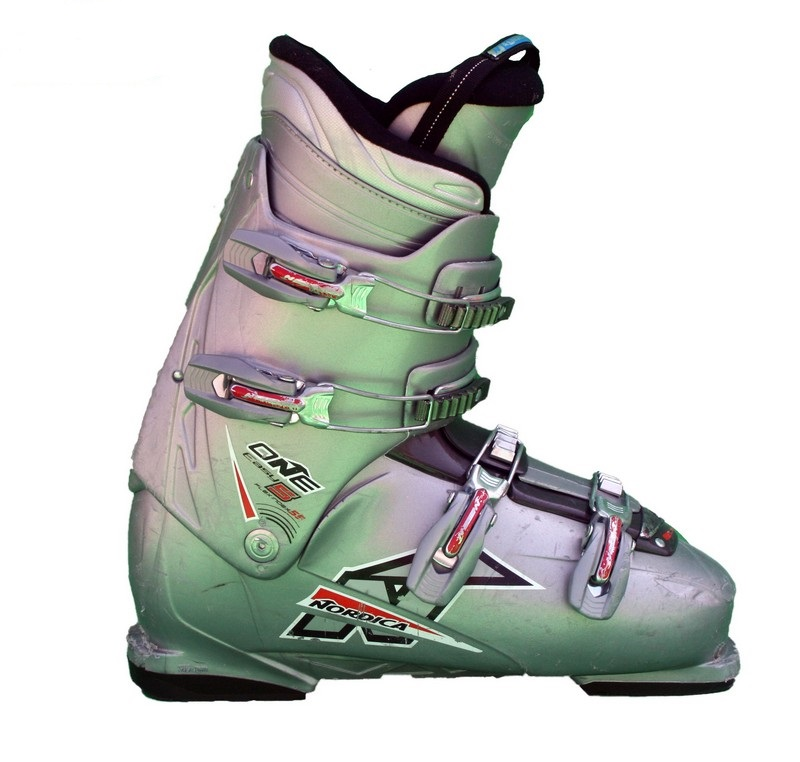 chaussures de ski occasion nordica easy one s grises