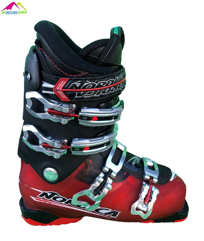 chaussures de ski occasion nordica rental red 90