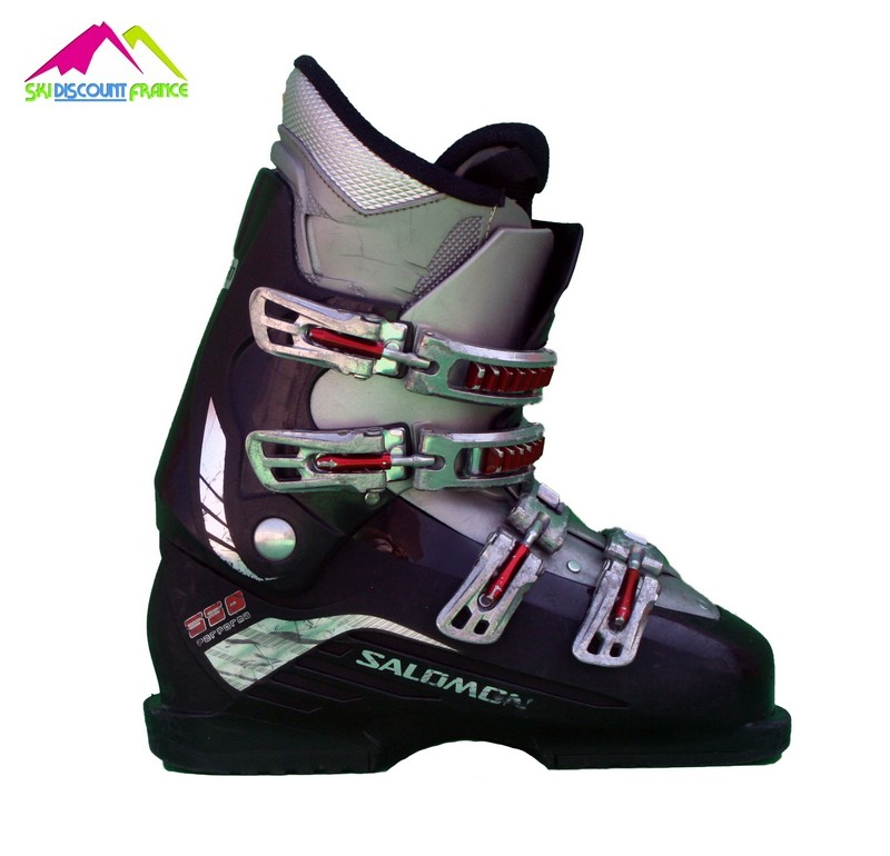 chaussures de ski salomon occasions performa 550 black