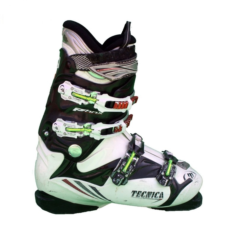 chaussures de ski homme occasion tecnica phoenix white green