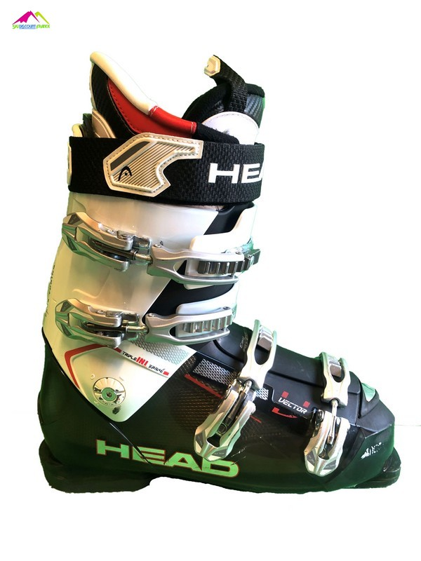 chaussures de ski test head vector 110