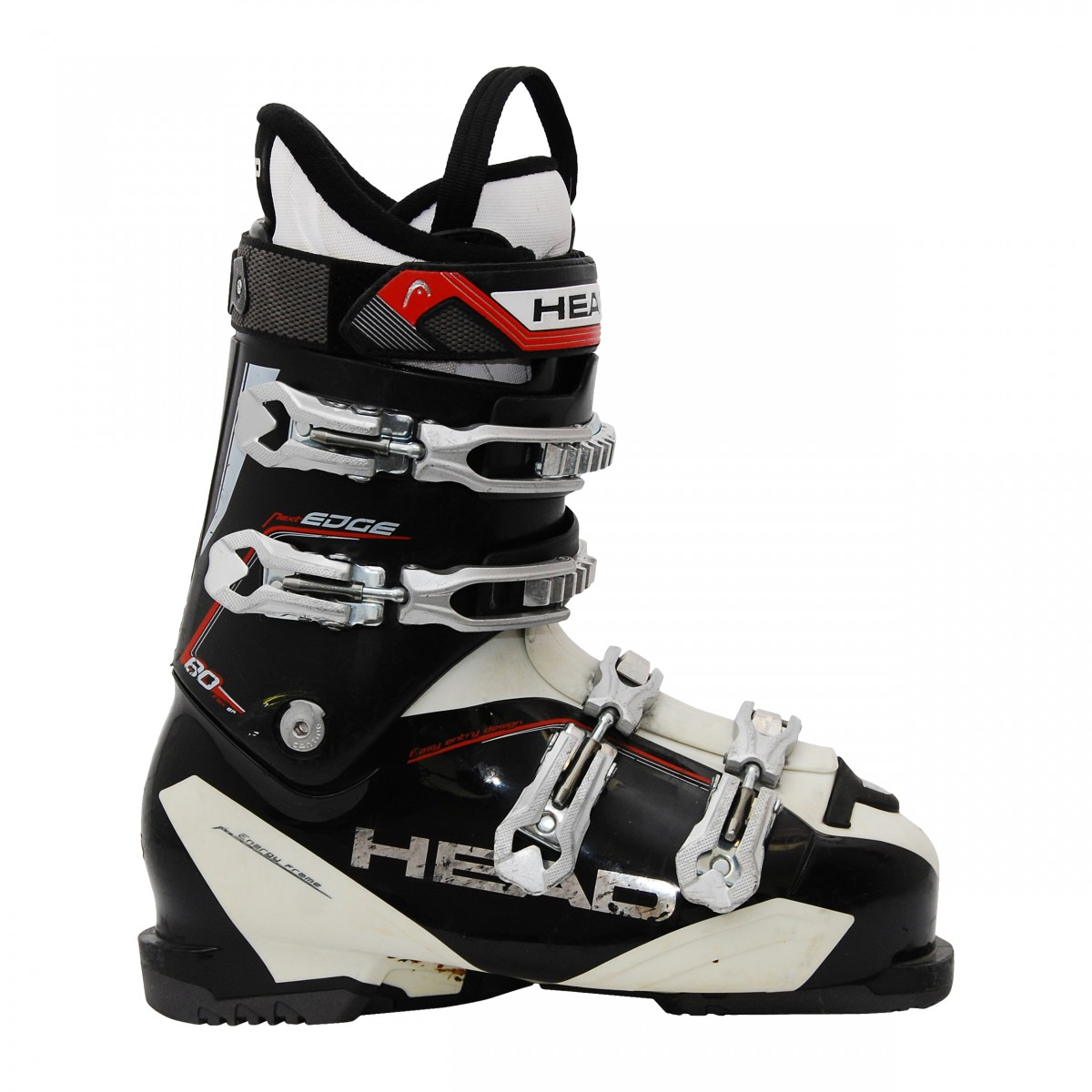 chaussures de ski occasion head next edge 80 blanc noir