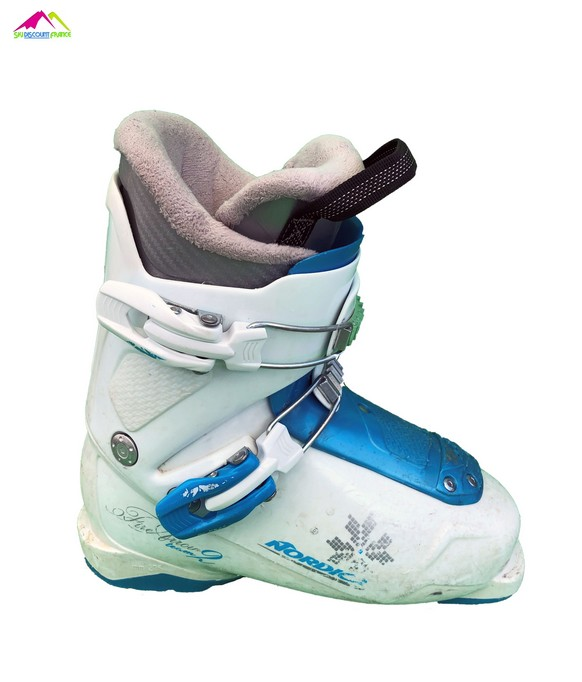 chaussures de ski enfant occasion nordica fire arrow team 2