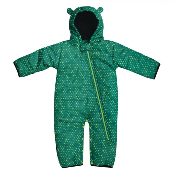 combinaison de ski enfant dare 2b break the ice nordic green