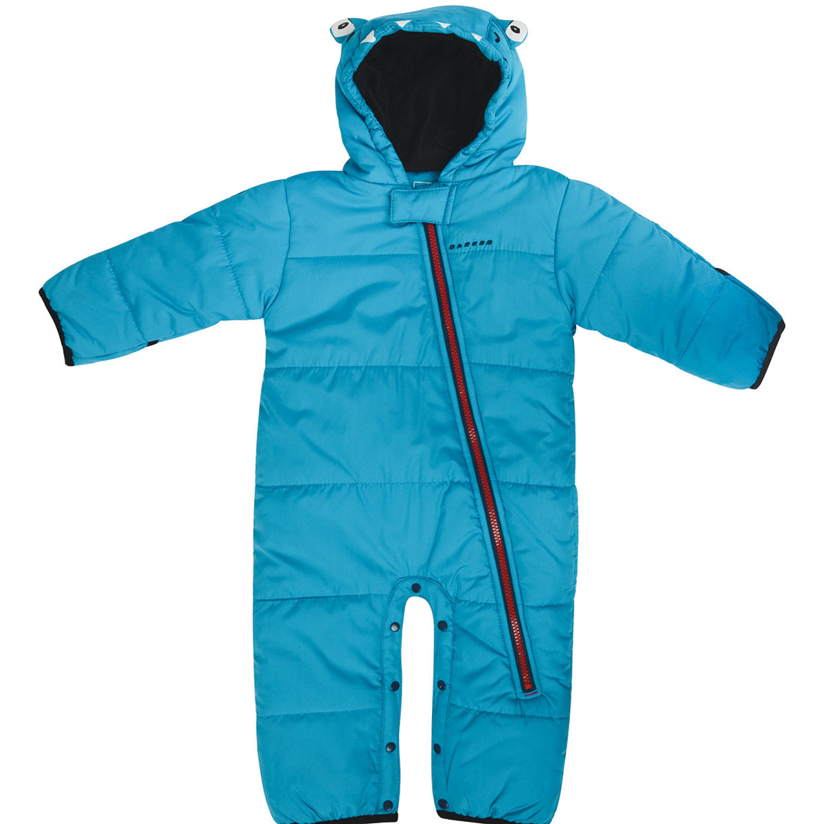 combinaison de ski bebe dare 2b break the ice fluro blue