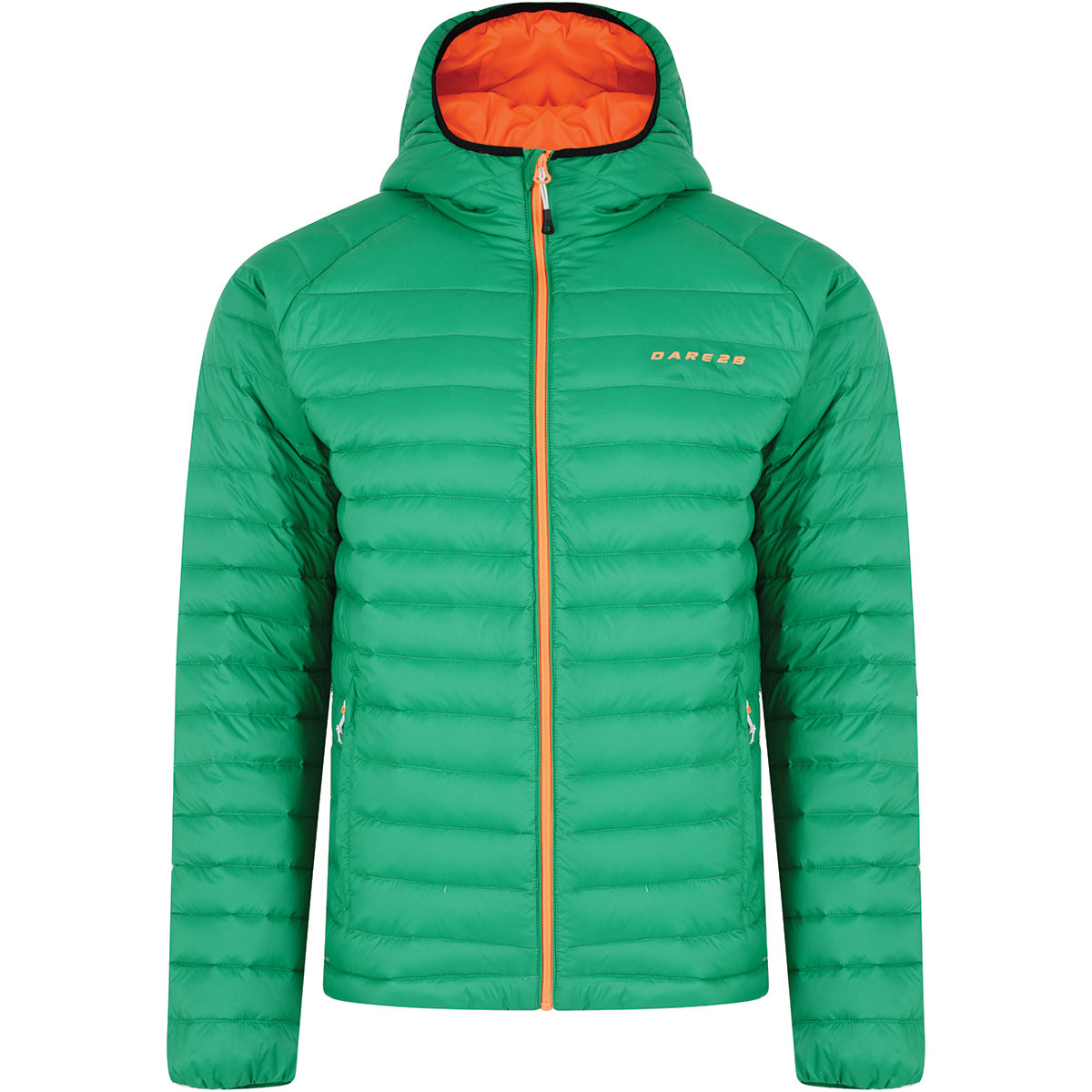 dare 2b phasedown jacket green