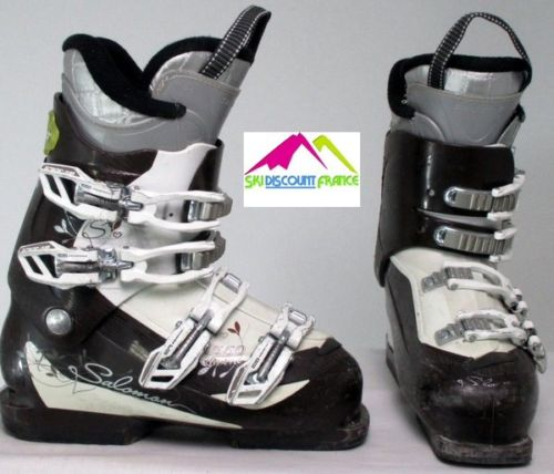 chaussures ski salomon divine 550. Black Bedroom Furniture Sets. Home Design Ideas