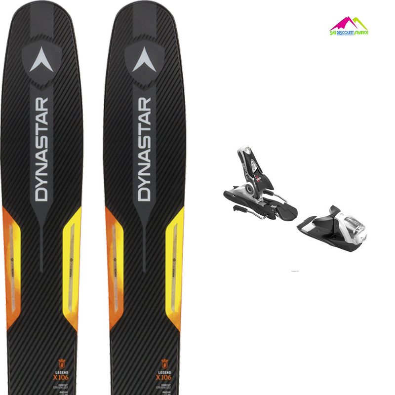 ski dynastar legend x106 2019 look spx 12