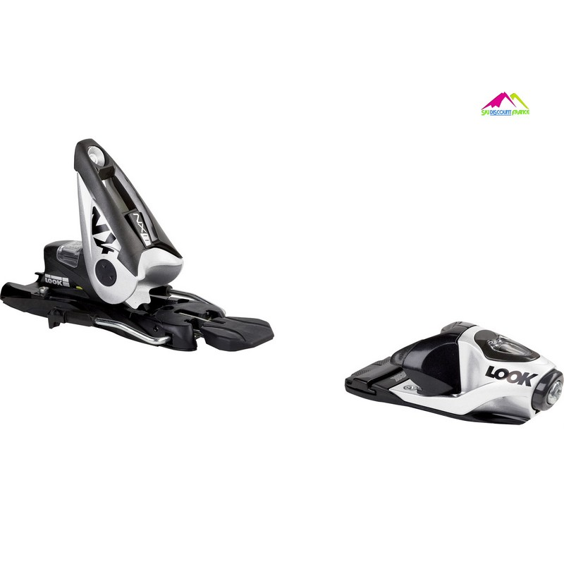 fixations de ski pas chere look nx11 b93 black white