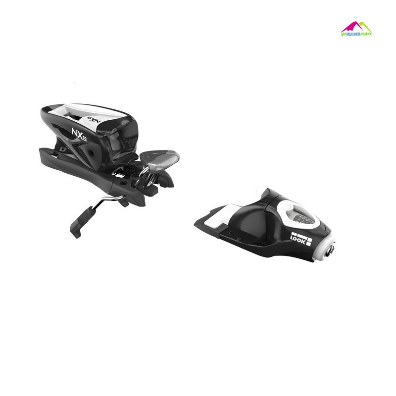 fixation de ski look nx9 rtl b83 black white