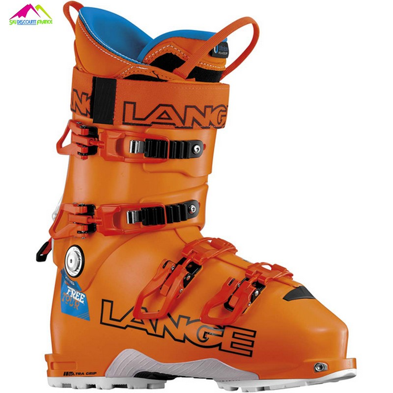 lange xt 110 Freetour Flashy Orange 2018 pas cheres