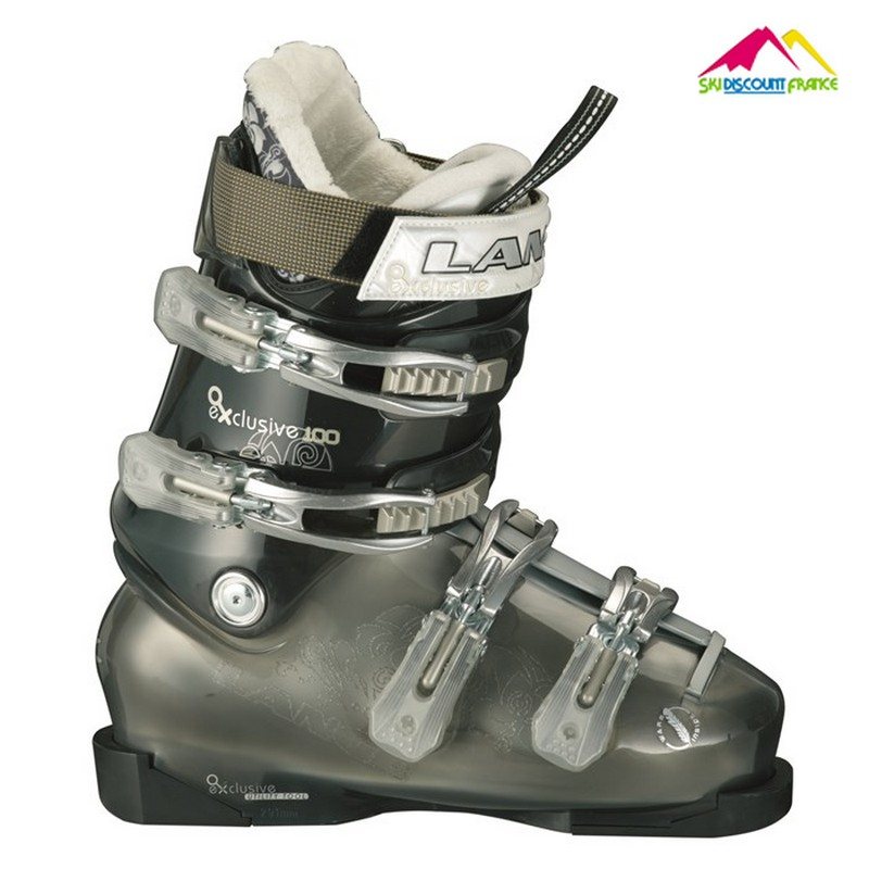 chaussures de ski lange exclusive 100