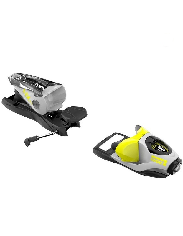 fixation de ski look nx 11 b 100 concrete yellow