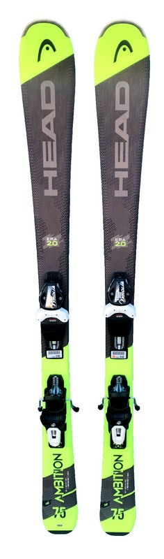 mini ski adulte head ambition 75