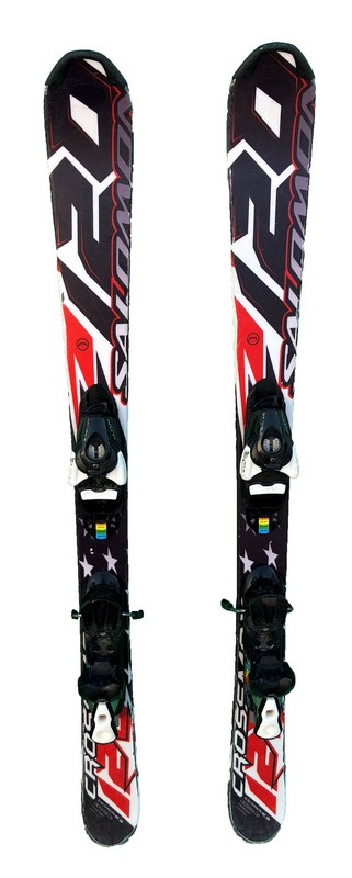 mini ski occasion salomon crossmax