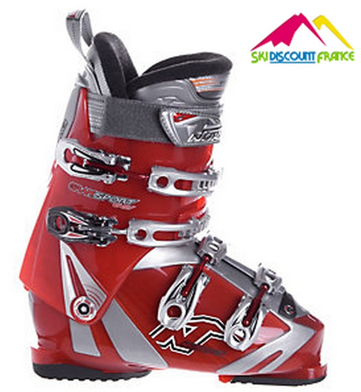 Chaussures de ski nordica grand sport easy red