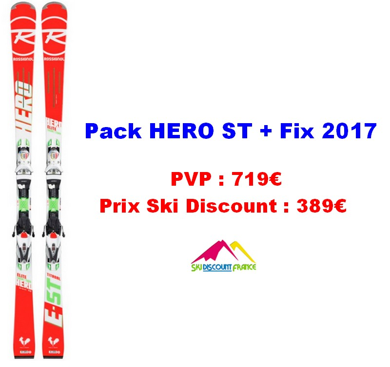 Ski Rossignol Hero ST Test 2016/2017