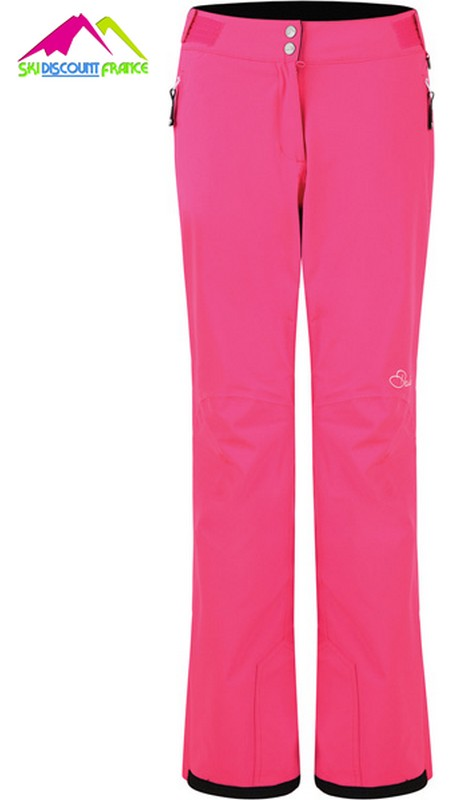 Pantalon de ski femme chaud dare 2b stand for pant II Duchess Pink 2