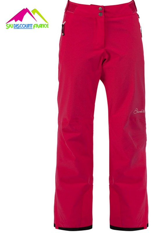 Pantalon de ski femme fuseau Neuf Dare 2B Stand For Pant Rose Adulte