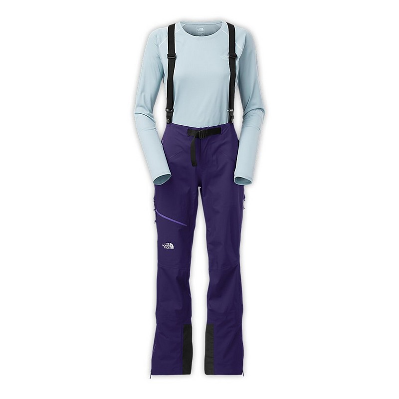 pantalon de ski femme the north face w point five ng true navy