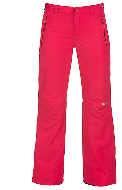 Pantalon de ski fille junior oneill charm pant virtual pink