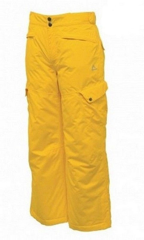 Pantalon de ski junior Neuf Dare 2b stomp it jaune