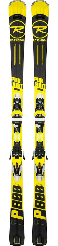 ski rossignol pursuit 800 ti 2019