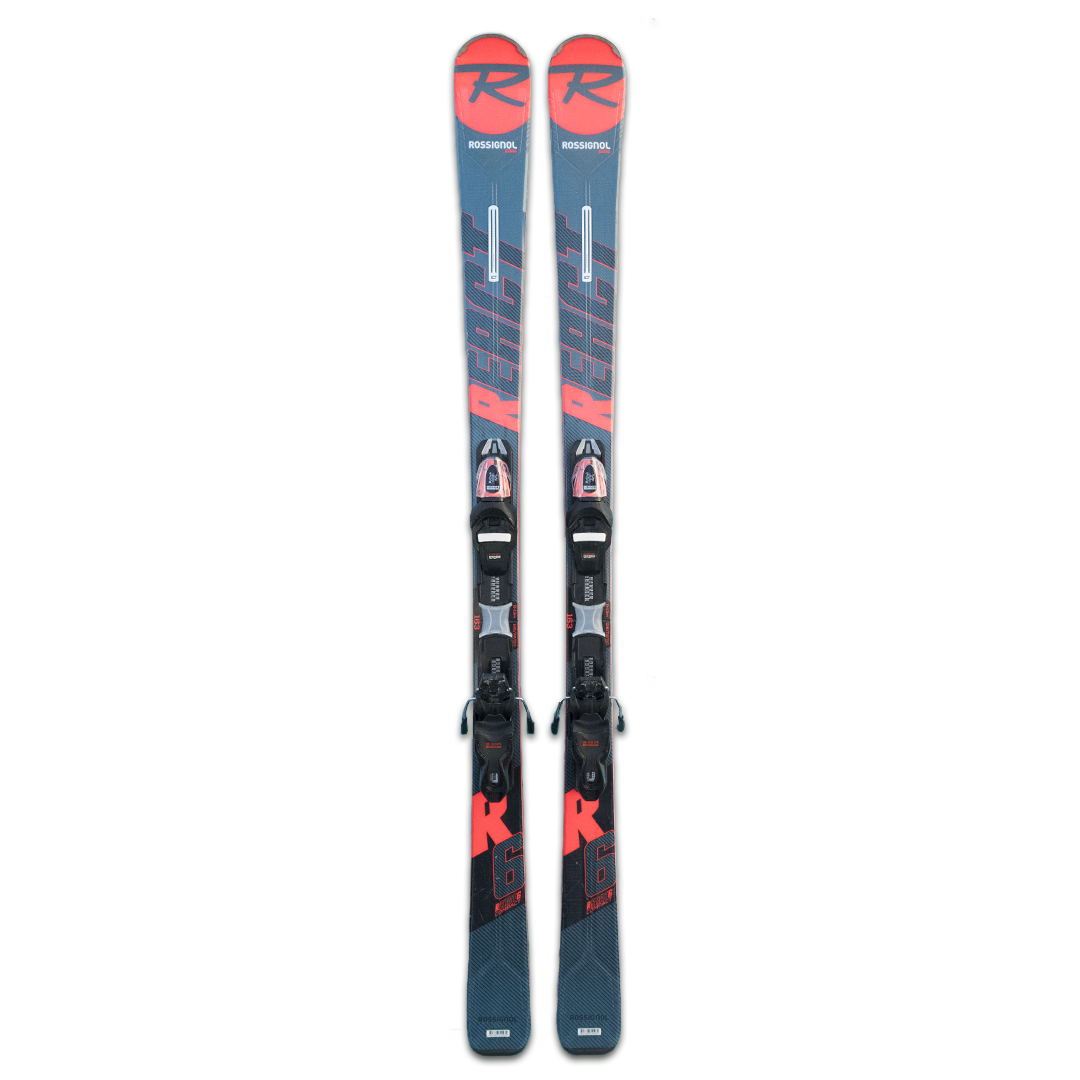 rossignol react 6 2020 occasion