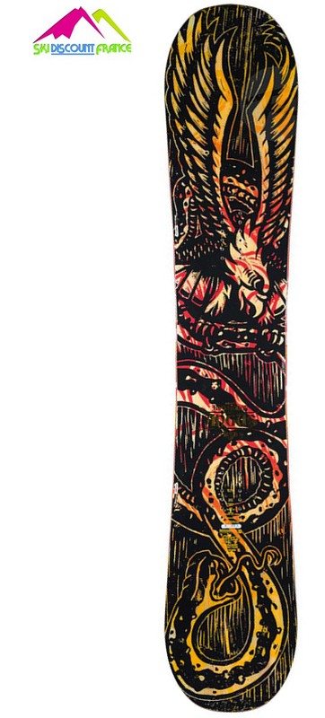 Snowboard rossignol angus wide 2018
