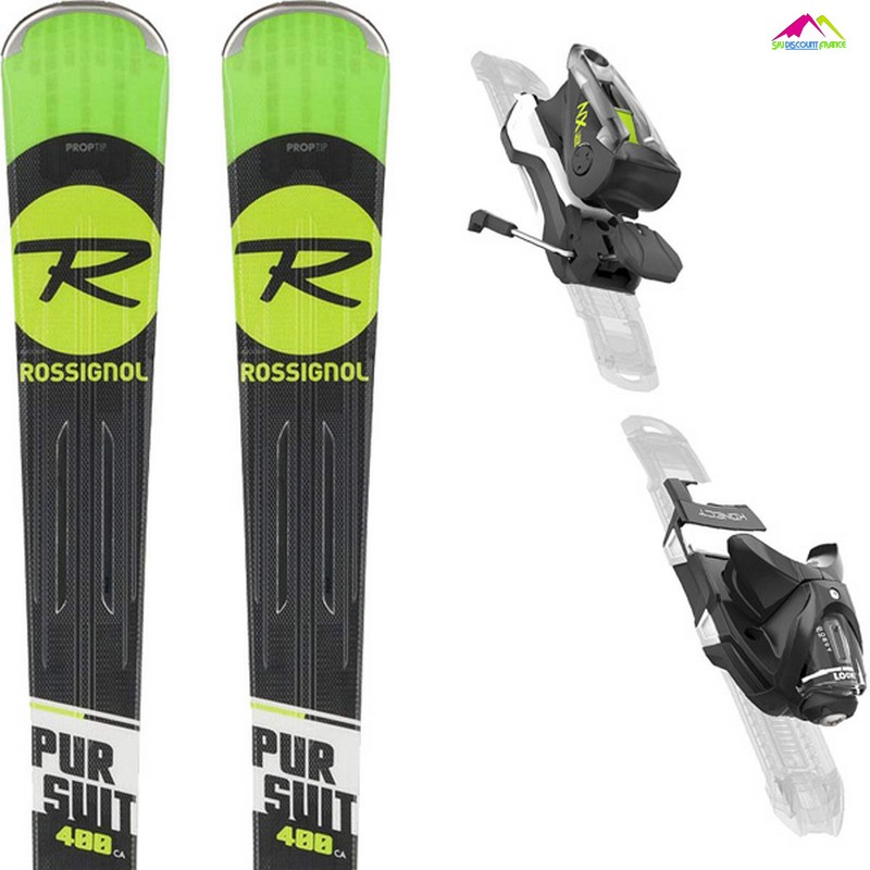 rossignol pursuit 400 carbon 2019