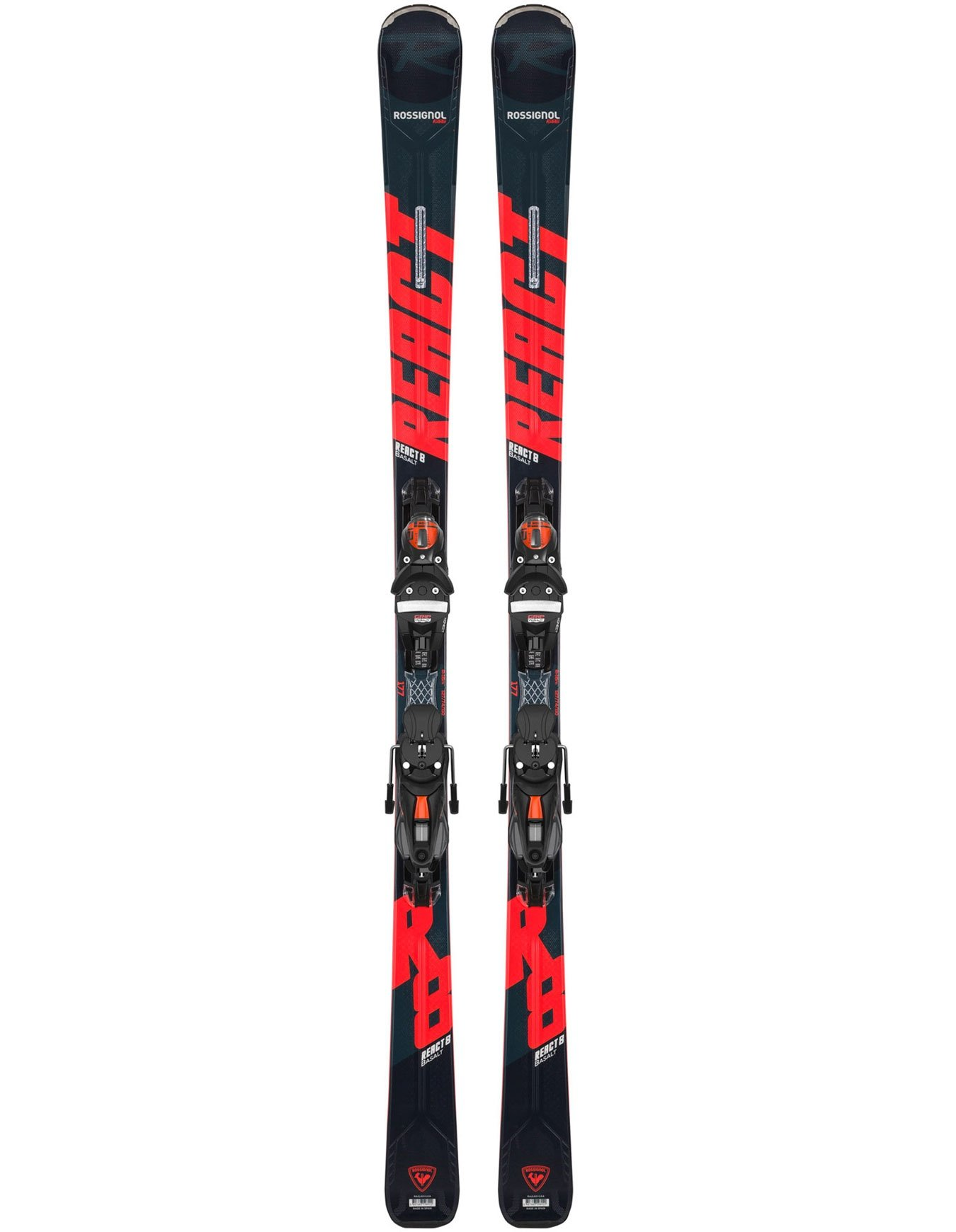 rossignol react 8hp 2021