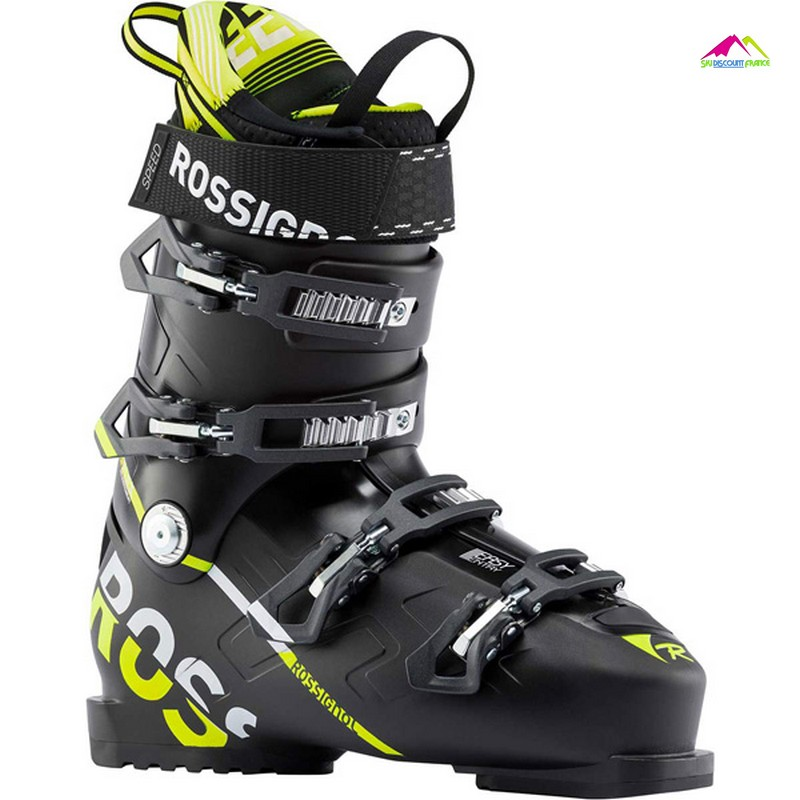 rossignol speed 100 black yellow 2019