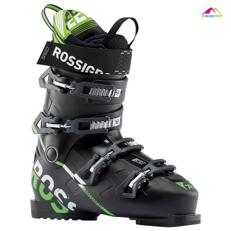 rossignol speed 80 black green 2019