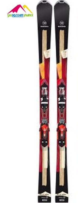 Ski rossignol unique 2s light 2014-2015