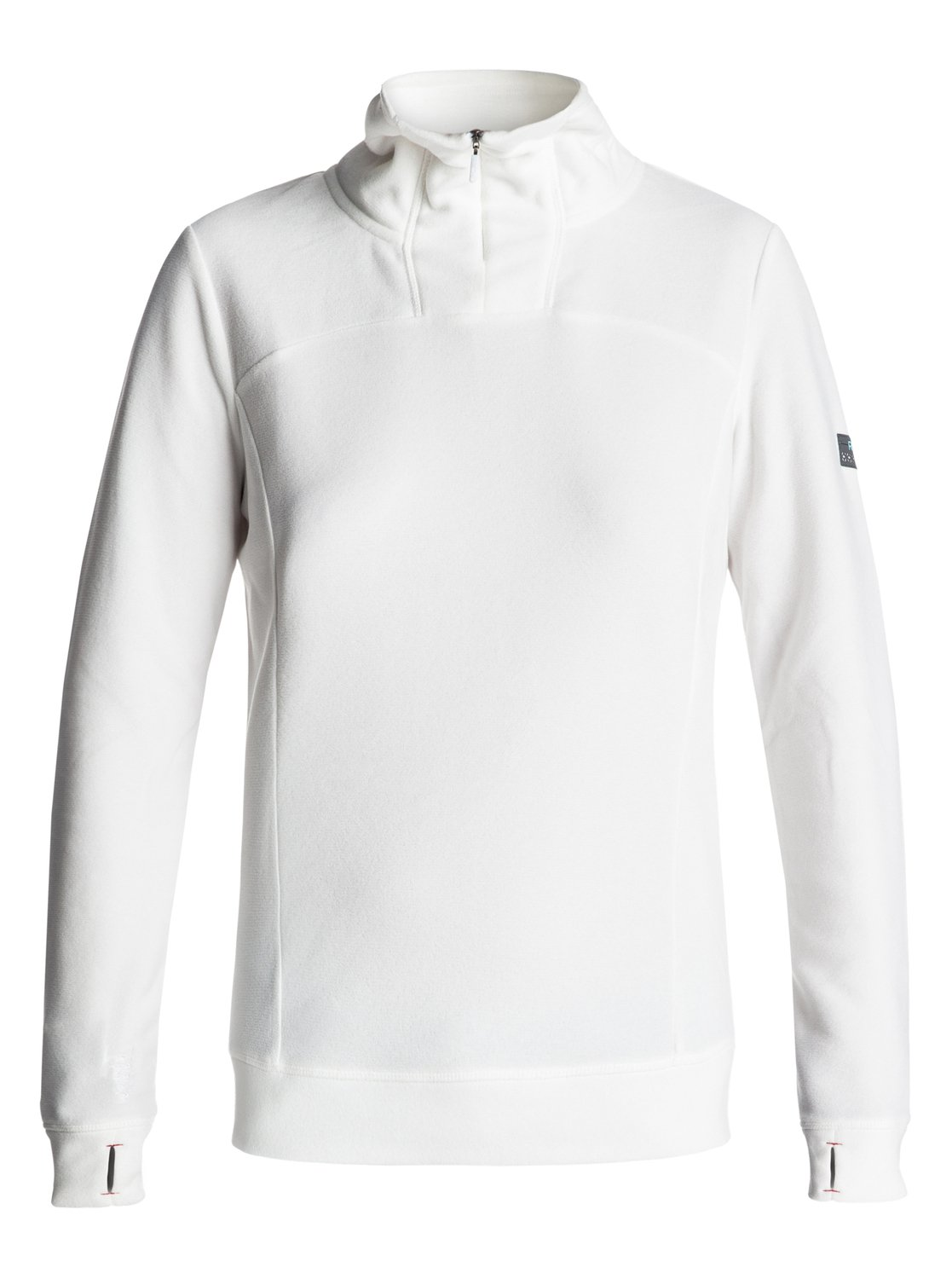 seconde couche ski femme roxy drifted white