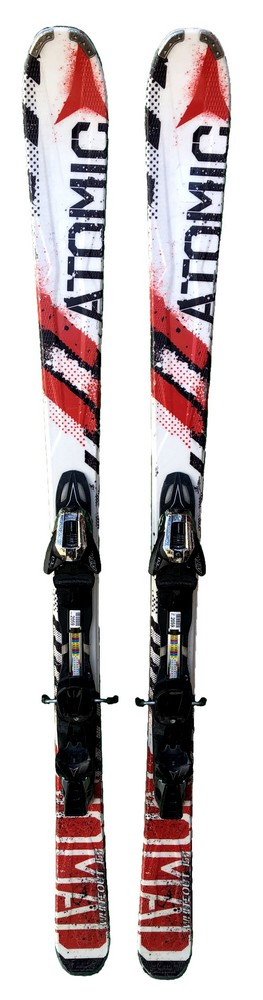 ski polyvalent occasion atomic nomad whiteout