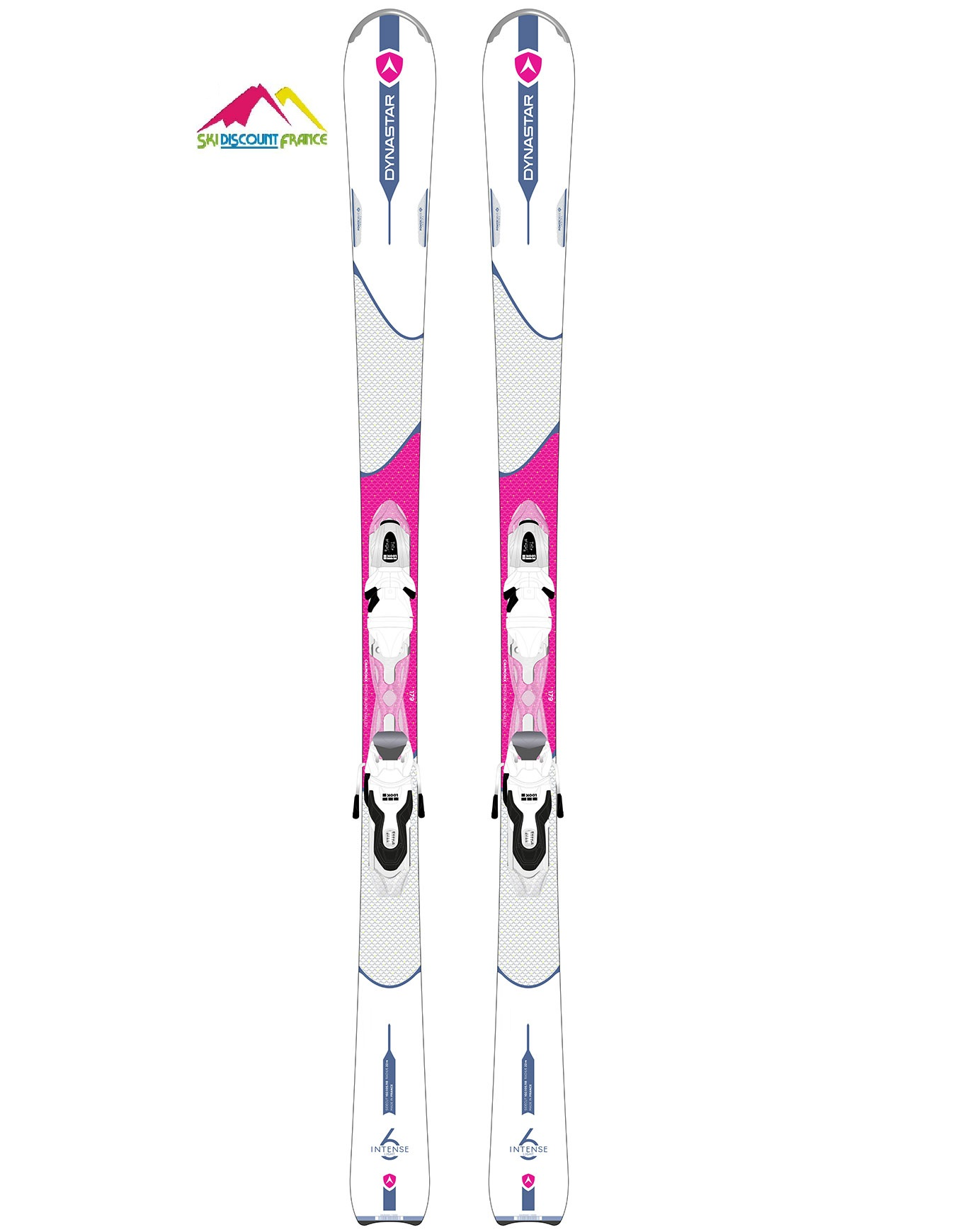 Ski Neuf Dynastar Intense light Adule Femme Parabolique