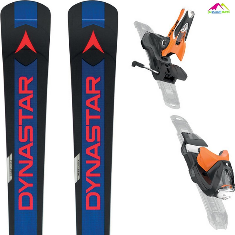 Ski dynastar speed master gs 2019